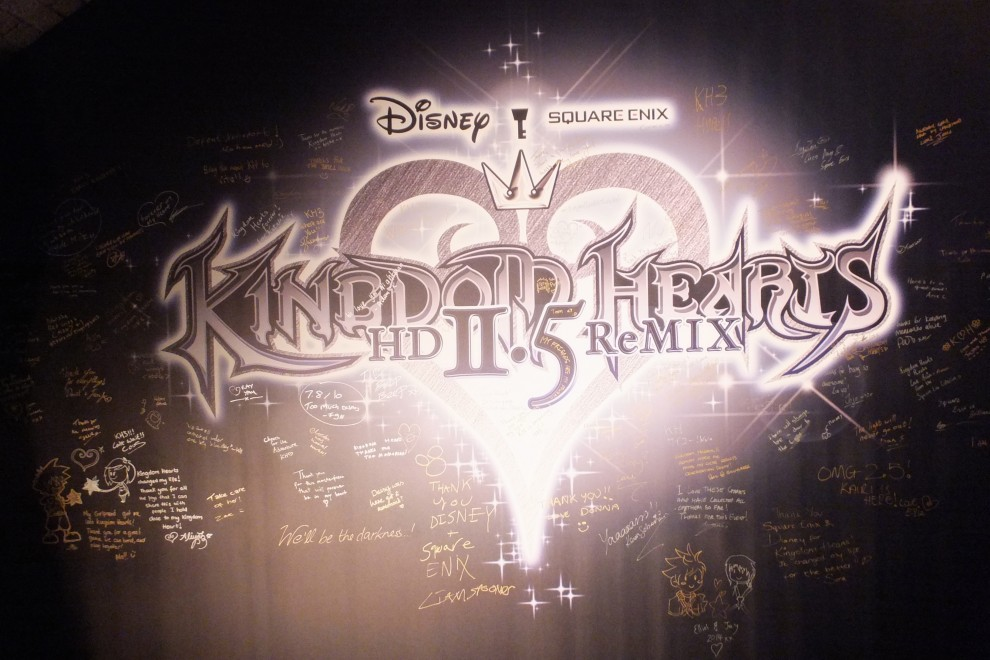 Kingdom Hearts 2.5 Launch photo 4