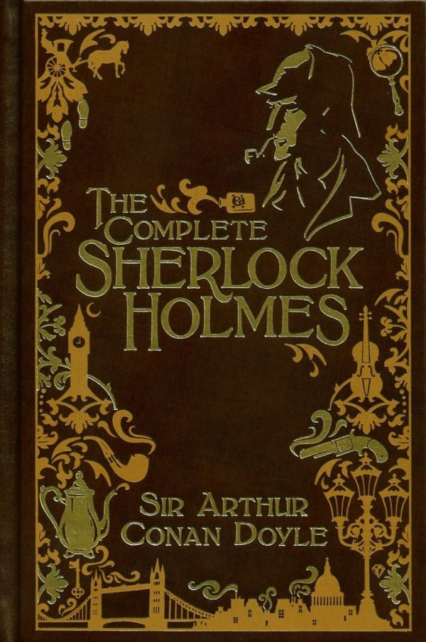 Barnes and Noble – The Complete Sherlock Holmes