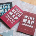 Blue Crow Media's Folding London Maps