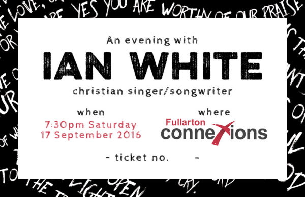 ian white tickets
