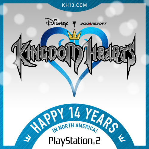 Kingdom Hearts Anniversary