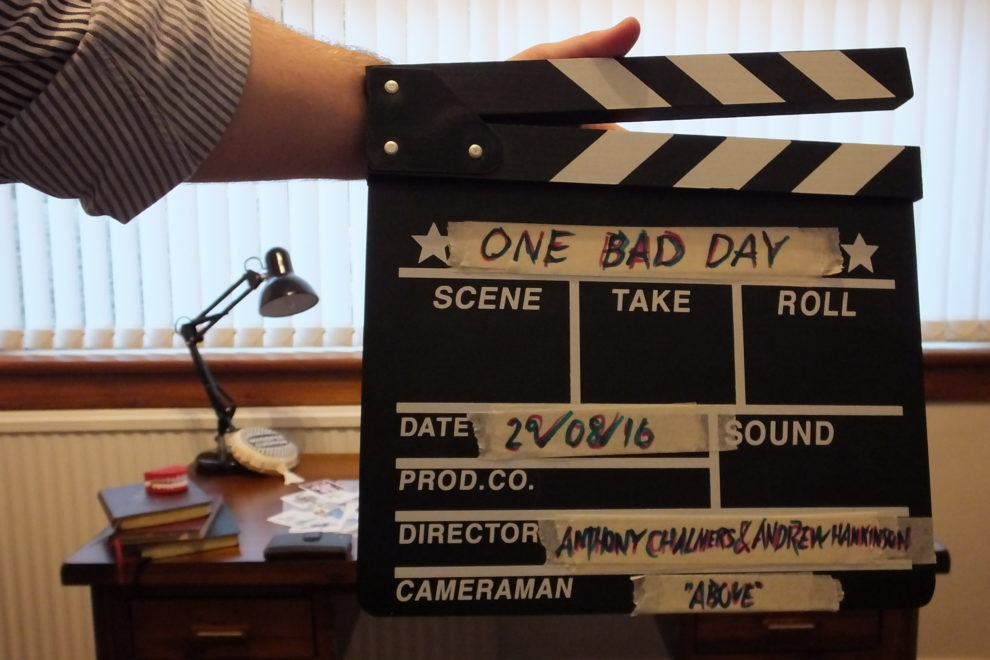 One Bad Day Behind the Scenes 5