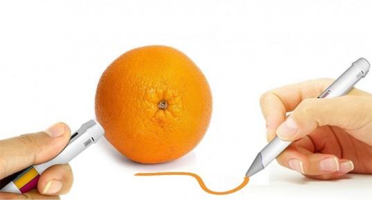 "The ""Scribble Pen"""