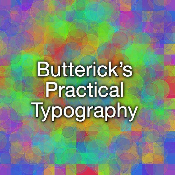 Typography in Ten Minutes