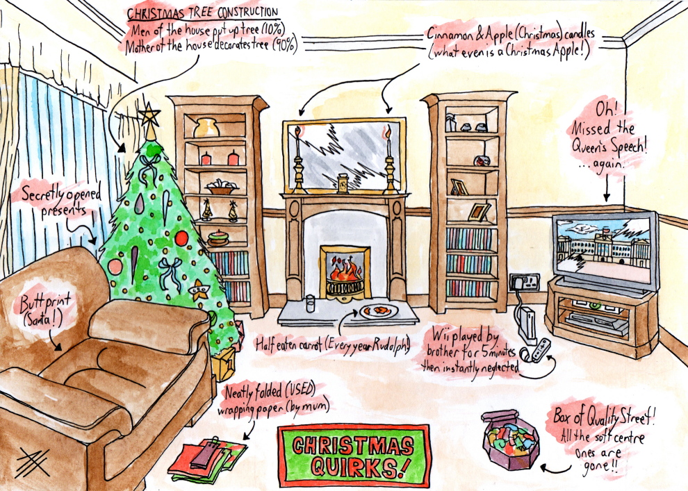 Christmas Quirks