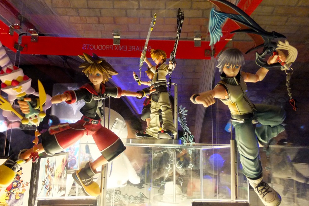 Kingdom Hearts 2.5 Launch photo 7