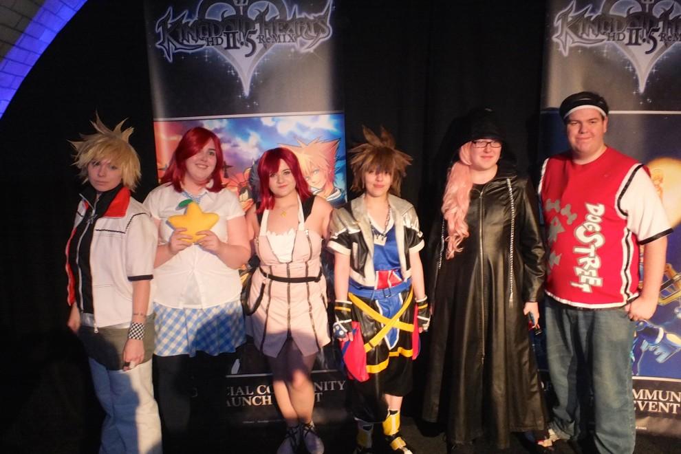 Kingdom Hearts 2.5 Launch photo 8