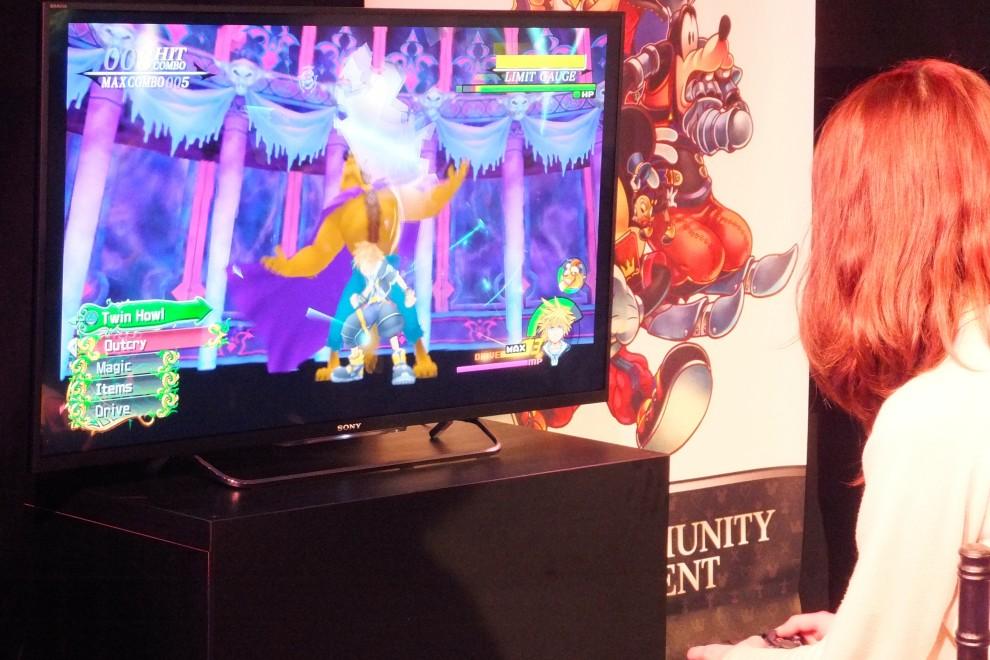 Kingdom Hearts 2.5 Launch photo 6