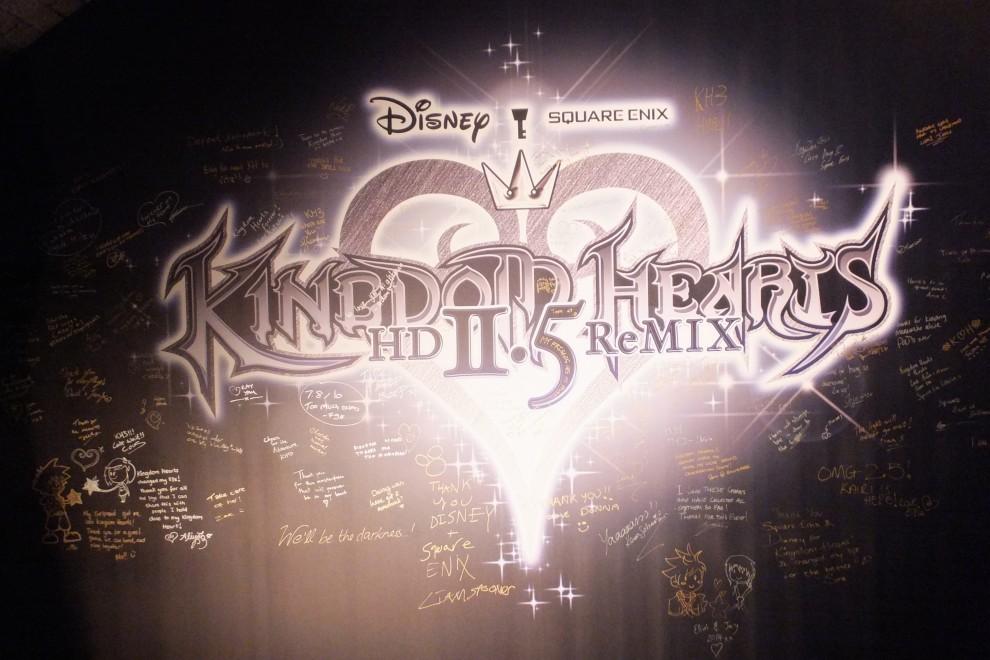Kingdom Hearts 2.5 Launch photo 4