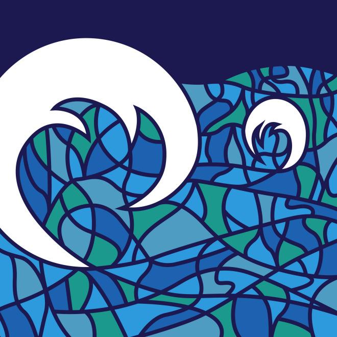10 pieces Storm illustration