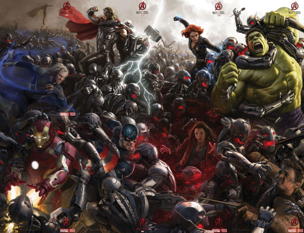 Age of Ultron Posters