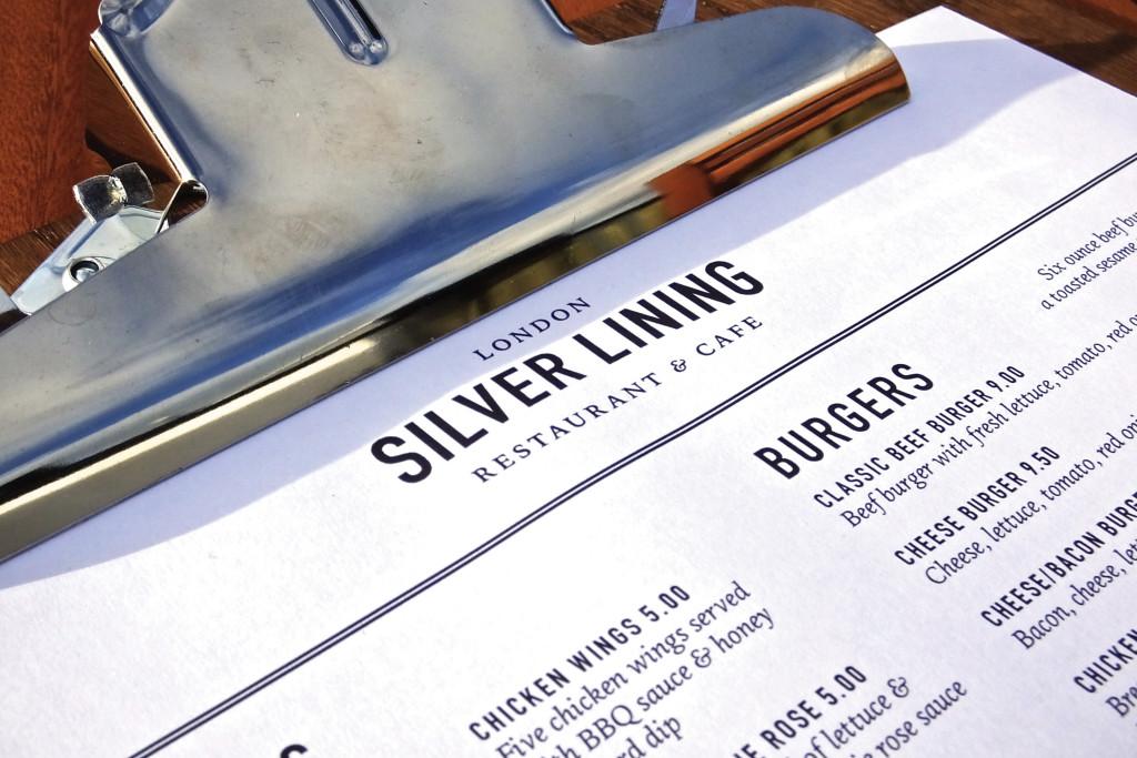 Silver Lining Menu Photo 9