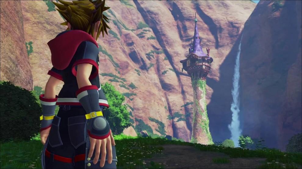 KH13 description of Kingdom Hearts III at E3 2015