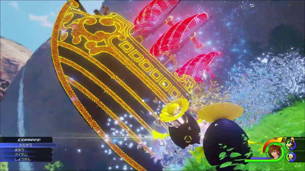 Kingdom Hearts III Tangled 4