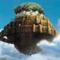 Castle in the Sky / Hayao Miyazaki