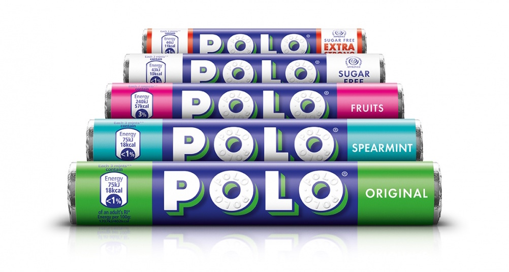 New Polo Mints Logo