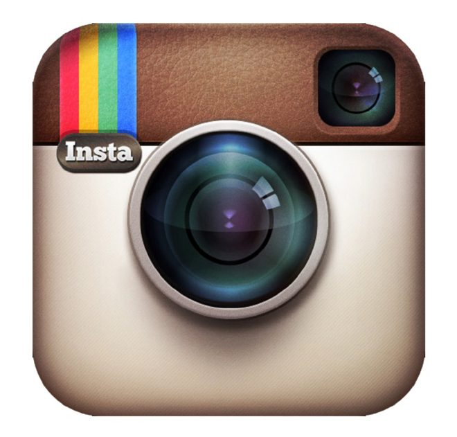 Original Instagram logo