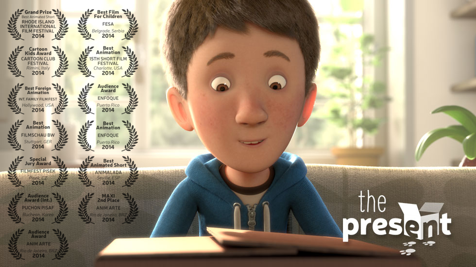 The Present short film