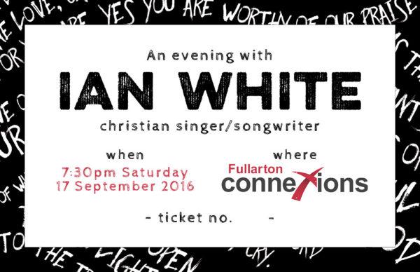 ian white tickets