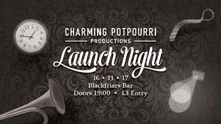 Charming Potpourri Launch Night