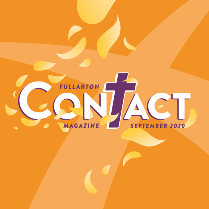 Fullarton ConneXions' Contact Magazine Designs