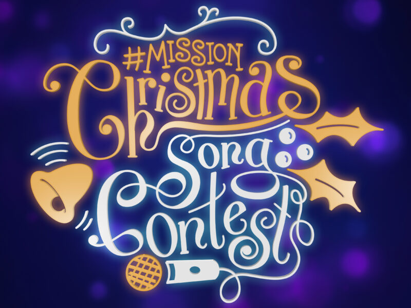 #MissionChristmas Song Contest Video