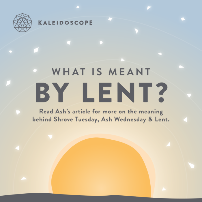 What Is Meant By Lent?