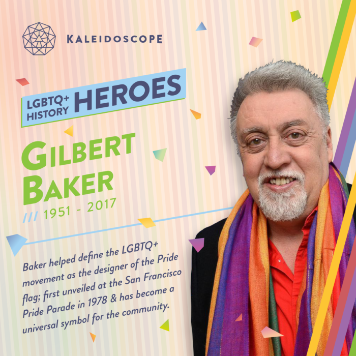 LGBTQ History Month Heroes