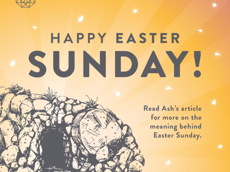 Happy Easter Sunday!